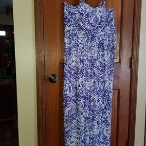 Chico's maxi dress